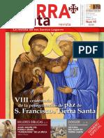 Revista Tierra Santa mayo-junio 2019