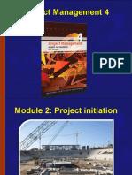 Project Management 4 Module 2