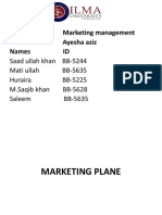 Marketing plane.pptx