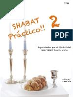 Shabat práctico tomo 2 - Rab Yosef Tawil