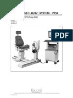 Biodex System Pro