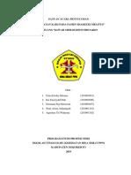 Revisi Sap Perawatan Kaki Diabetik