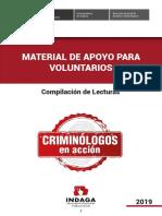 Compilacion de Lecturas de Criminologia