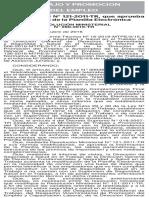 Comité de SST - Planilla electrónica Perú