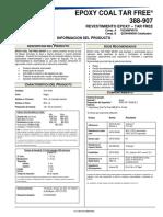 Catalizador Macropoxy 646 Coaltar 388