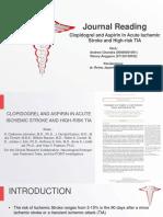 Journal Reading Clopi Aspirin Final
