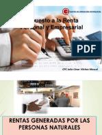 Rentas Ppnn y Empresas