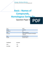 23.3  Basics Names of compounds, homologous series etc QP - IGCSE CIE Chemistry - Extended theory paper (1).pdf