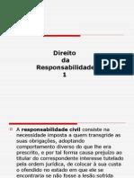 Direito da Responsabilidade 1