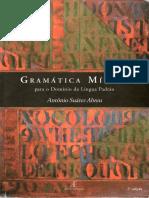 Gramatica mínima (crase)