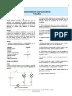9. Resistores Con Configuración en Paralelo