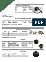 Catalogo de Productos Instrumentacion Donaldson