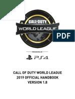 2019 CWL Handbook