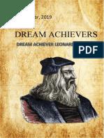Dream Achiever #1 - Leo Da Vinci