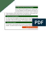Cashflow Business Plan Sample