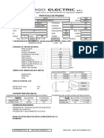 P-2364 Motor Monofasico 1hp Laive