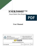 KP SMR5000F - User Manual 092 Ver2.12