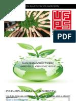 Iniciacion Ala Educacion Ambiental Diapositivas