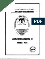 Examen Ordinario 2019 - II 11-08-19 Con Claves