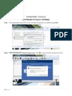 Verifire Tools V9.2 Upgrade Walkthrough