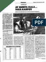 victoria de Karpov (Sevilla, 1987)