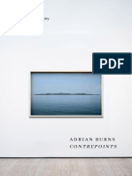 Adrian Burns - Contrepoints - Catalog RGB