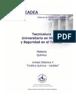 UD4-Cinética Química - Catálisis