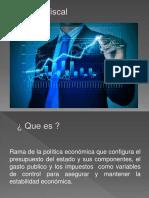 Política fiscal [Autoguardado].pptx