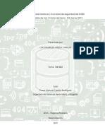 AA11-Ev1 Características y Funciones de Seguridad del SMBD seleccionado
