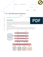 Data Mining Architecture _ Data Mining tutorial by Wideskills.pdf