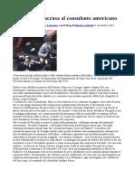Caso Moro Accusa Al Consulente Americano