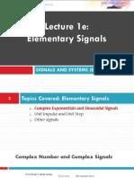 Lecture 1e Std