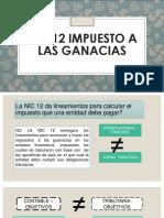 NIC 12 IMPUESTO A LAS GANACIAS.pptx
