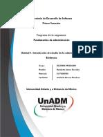 infografia de conceptos básicos de la adminitracion