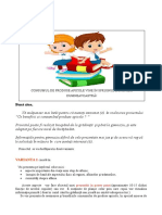 Proiect Nou Didactic Email PDF Miere 2019-2020