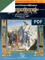 TSR9136 DL7 DragonLance - Dragons of Light