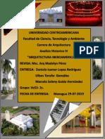 AT4 Arquitectura Iberoamericana Siglo XX