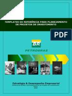 Plano de Projeto Petrobras - BOM