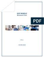 Business Case Template 1