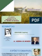 9o. Caminhar Emmanuel e Dr.B.de Menezes