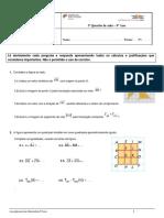 QA3 isometrias