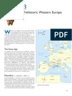 Art History Prehistoric Western Europe