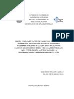 Uso de raspberry pi para sistemas automatizados de cadenas nacionales