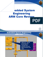 Embedded System Engineering ARM Core Review