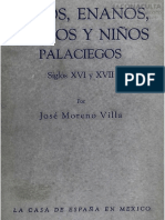 Moreno Villa, José. Locos, enanos, negros y niños palaciegos....pdf