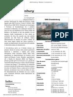 SMS Brandenburg – Wikipédia, A Enciclopédia Livre