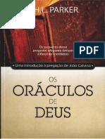 PARKER - Os Oráculos de Deus_8f61d22d68193513b6047378841c1c4f