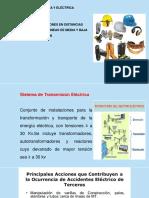 Problemática y Soluciones en Distancias Minimas de Seguridad en Lineas de Media y Baja Tension.