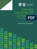Informe de Gobierno