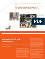 Pwc Ceo 20th Survey Report 2017